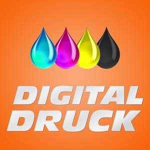 Bedruckte Warnwesten in Digitaldruck